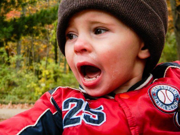 Atak płaczu/ histerii dziecka z Zespołem Aspergera- opis interwencji.