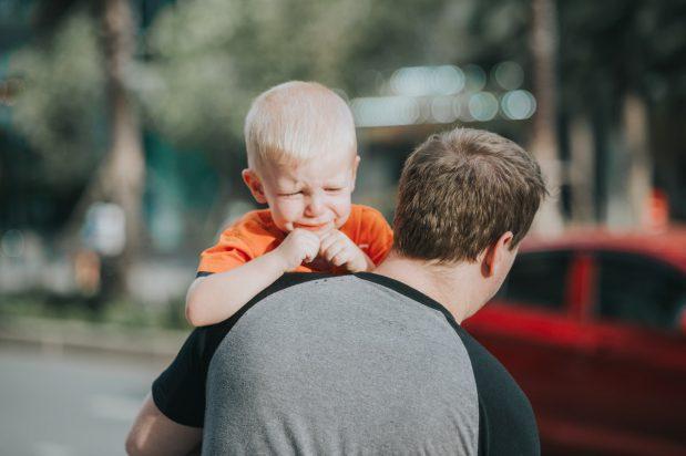 Trzylatek idzie do przedszkola i jego rodzic też…